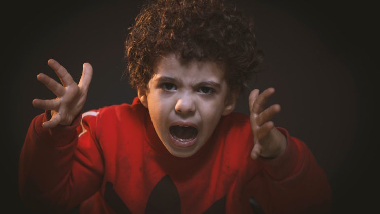 Anger and Growing Up